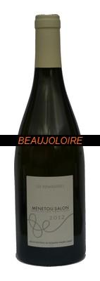 Menetou salon blanc les renardi res 2012 vin blanc for Vin menetou salon blanc