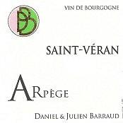 Jean-Paul Thevenet Saint-Veran Clos de L Ermitage Saint-Claude
