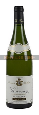 Bouteille Clos Naudin Foreau Vouvray moelleux