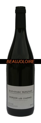Bouteille Burgaud Morgon Les Charmes 2013